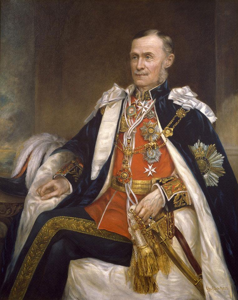 Major-General Sir Owen Tudor B...
