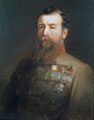 Brigadier General Sir Harry Burnett Lumsden,  Queen's Own Corps of Guides, 1866 (c)