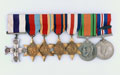 Medal group, Lieutenant John Groom, Combined Operations Experimental Establishment, Royal Engineers