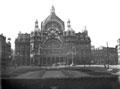 Main railway station, Antwerp, 1944