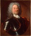 Captain Robert Parker, The Royal Regiment of Ireland, 1720 (c)