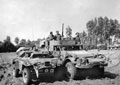 Humber Scout Car and M3 Half-Track, A Squadron, 3rd/4th County of London Yeomanry, 1944