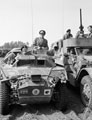 A Humber Scout Car of 3rd/4th County of London Yeomanry, 1944 (c)