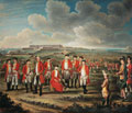 Lady Louisa Lennox and Lord George Lennox, Fort St Philip, Port Mahon, 1771 (c)
