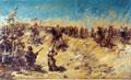 Charge of the 21st Lancers at Omdurman, 2 September 1898