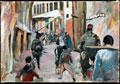 The Fourth Man. Patrol - Kabul, Afghanistan, 2002 (c)