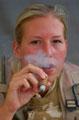 Second Lieutenant Hannah Bedford, Helmand Province, Afghanistan, 5 April 2006