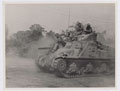An M3 medium General Lee tank named 'Shrewsbury' of the 25th Dragoons, February 1944