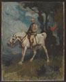 General Sir Frederick Sleigh Roberts, on his horse Vonolel, 1894