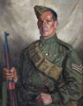 Sergeant Percy Stanford, 5th Sussex (Worthing) Battalion, Home Guard, 1940