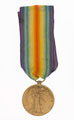 Allied Victory Medal 1914-19 awarded to Margaret Selina Caswell, Queen Mary's Army Auxiliary Corps