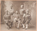 King's Indian Orderly Officers, 1906