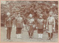 King's Indian Orderly Officers, 1913