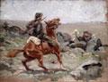 An Ambush, Boer War, 1900 (c)