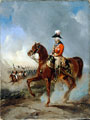 Duke of Wellington at the Grand Review in Windsor Great Park, 5 June 1844