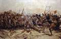 Battle of Abu Klea, 17 January 1885