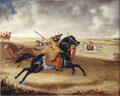 Skinner's Horse at Exercise, 1840 (c)