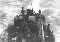 Landing Ship Infantry, en route from Newhaven to Gold Beach, June 1944