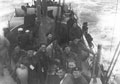 American Landing Ship Infantry, en route from Newhaven to Gold Beach, June 1944