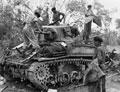 Stuart tank of 7th Light Cavalry, 1944 (c)