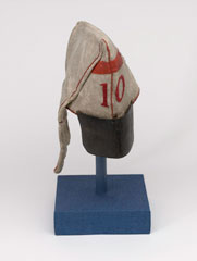 Forage cap worn by Private Charles Gray, 2nd Battalion, 10th (North Lincolnshire) Regiment, 1810 (c)
