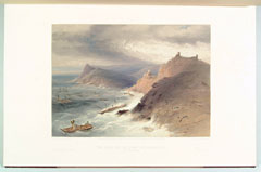'The Gale off the Port of Balaklava. 14 Nov 1854'