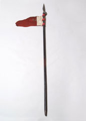 Pennant of the French 62nd Regiment of the Line, 1812
