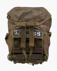 Rucksack used by a member of 3rd Battalion The Parachute Regiment, in the Falkland Islands, 1982