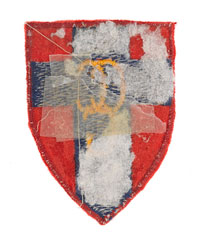Formation badge, Control Commission Germany, 1945