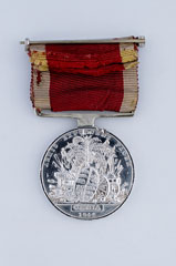 China War Medal 1842, Lieutenant-Colonel (later Field Marshal Sir) Colin Campbell