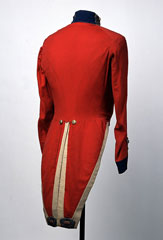 Officer's full dress coatee, 97th (Earl of Ulster's) Regiment of Foot, 1848-1855 (c)