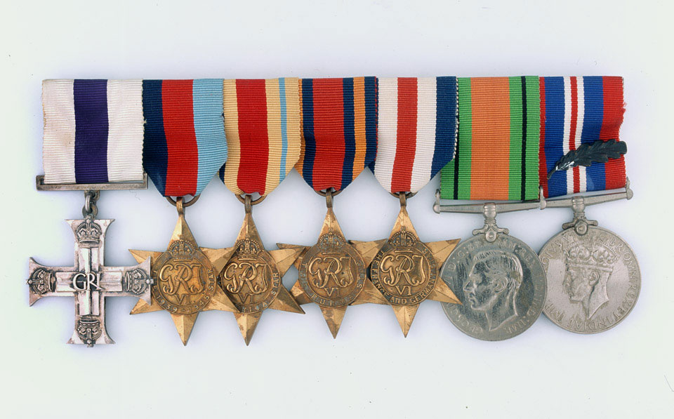 Medal group, Lieutenant John Groom, Combined Operations Experimental Establishment, Royal Engineers