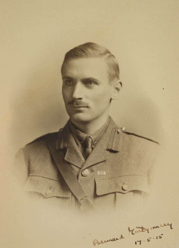 Major Bernard Law Montgomery DSO, 17 May 1915