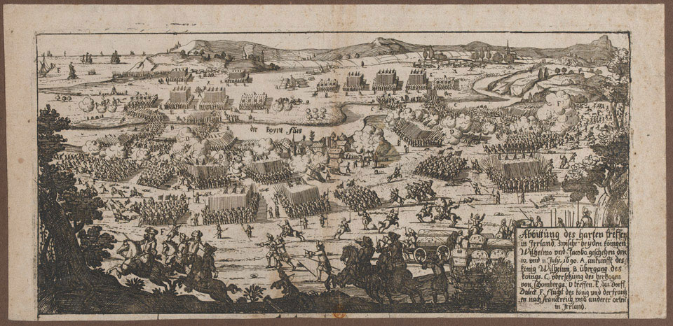 Battle of Aughrim, 1690
