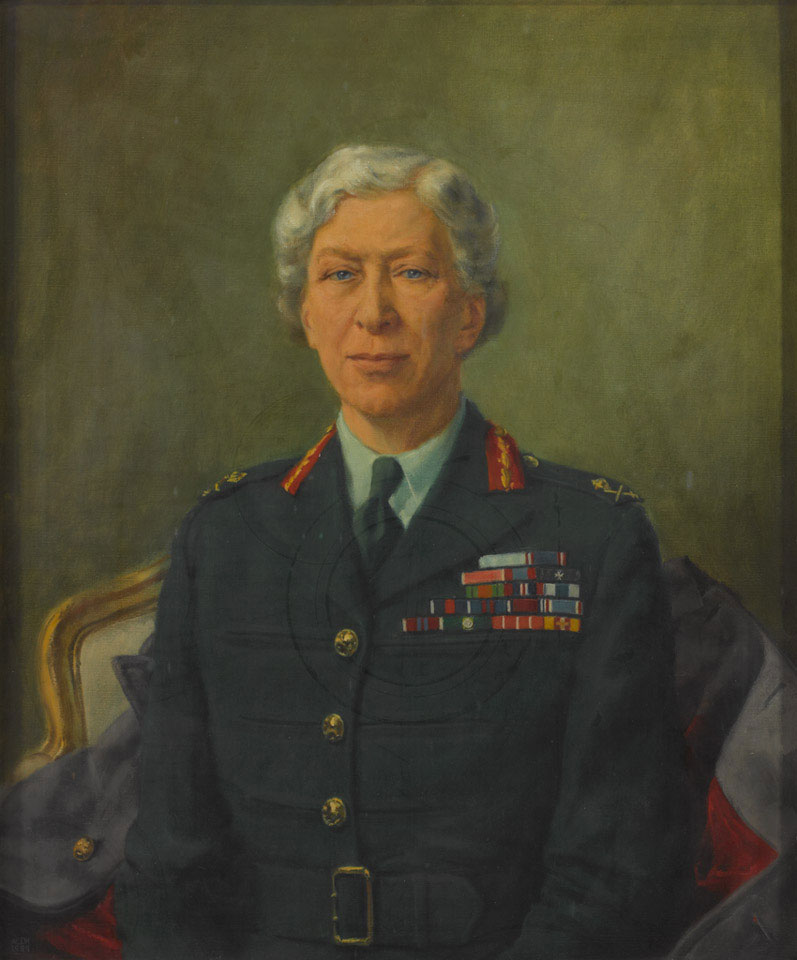 Princess Mary, The Princess Royal, Controller Commandant WRAC, 1959