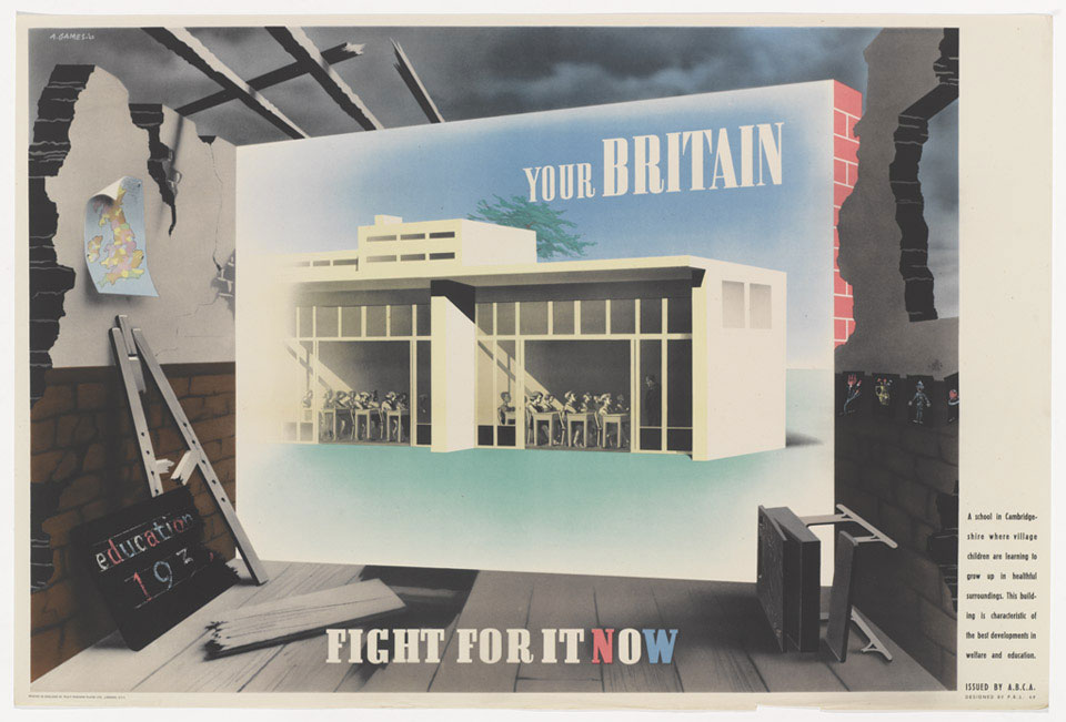 'Your Britain. Fight For it Now', 1942