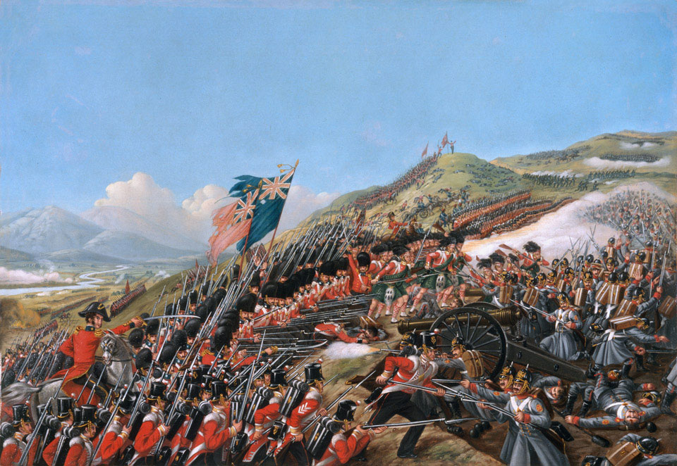 The Battle of the Alma, 20 September 1854