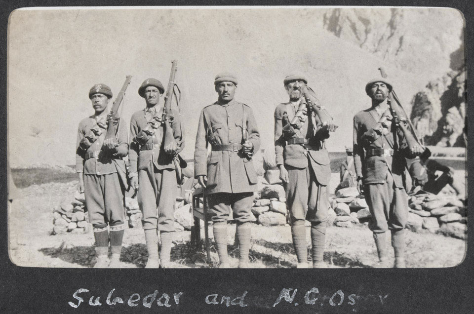 Chitral Scouts, 1920 (c)