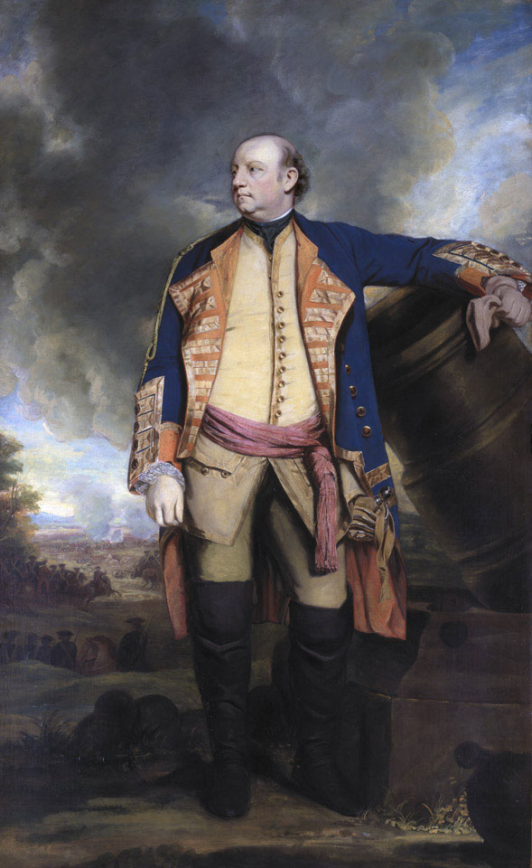 Lieutenant-General John Manners, Marquess of Granby, 1763 (c)