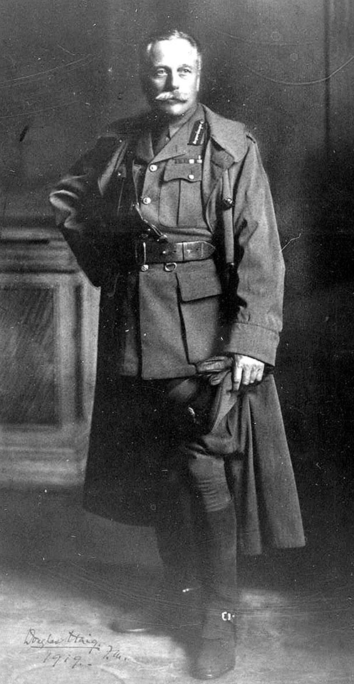 Field Marshal Earl Haig of Bemersyde, 1919