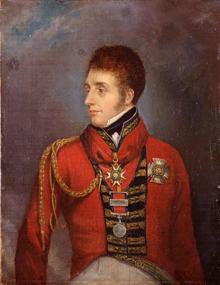 Major-General the Honourable Sir William Ponsonby, 1815 (c)