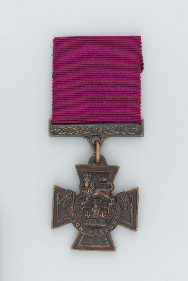 Victoria Cross, Acting Corporal William Cotter, 6th Battalion, The Buffs (East Kent Regiment), 1916